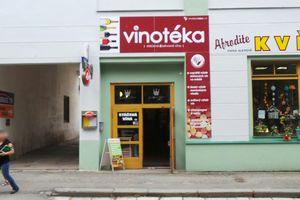 Vinotéka Tábor