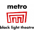 logo Divadlo Metro - Black Light Theatre Prague