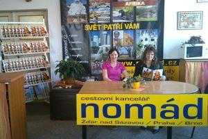 Cestovní kancelář Nomád, spol. s r.o.