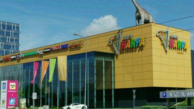 Galerie Harfa Obchodni Dum Nakupni Centrum Mapy Cz