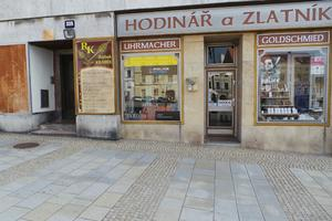 Opravy hodin a hodinek Znojmo • Firmy.cz cba762a392