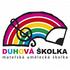 logo Duhová školka - mateřská umělecká školka