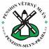logo Penzion Větrný mlýn
