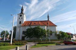 Římskokatolická farnost Lázně Bohdaneč foto 2