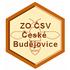 logo Český svaz včelařů, z.s., základní organizace České Budějovice
