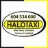 logo Haló Taxi