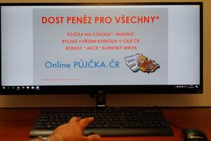 Online pujcky home credit payment demo