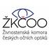 logo Živnostenská komora českých očních optiků z.s.