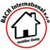 logo Mobilní domy BACH International