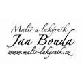 logo Malíř a lakýrník Jan Bouda
