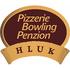 logo Pizzerie - Bowling - Penzion Hluk