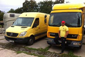 Stěhovací služby Brno