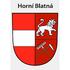 logo Horní Blatná - městský úřad