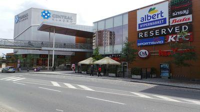cbe832fb54 Central Kladno (Obchodní dům