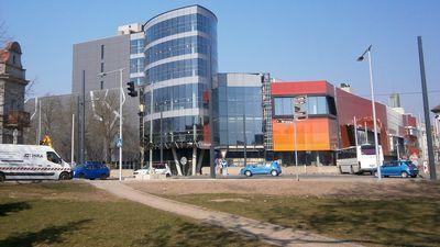 a1a69f3f1b Aupark Shopping Center Hradec Králové (Obchodní dům