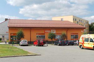 Jednota, spotřební družstvo ve Vimperku - COOP - TIP