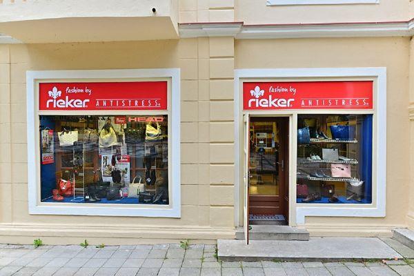 Rieker Store (Luhačovice) • Firmy.cz 32de266f01