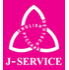 logo J-SERVICE, jazyková a vzdělávací agentura
