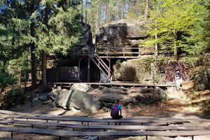 Lesní divadlo Kytlice - Mlýny
