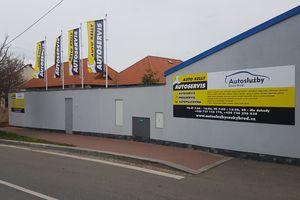 Autoslužby Český Brod