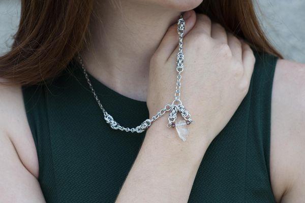 1e17b8d5e Šperky značky Chainmaille Rena Šperky značky Chainmaille Rena