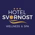 logo Wellness hotel Svornost