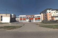 Zimní stadion Uherský Ostroh