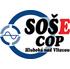 logo Střední odborná škola elektrotechnická, Centrum odborné přípravy Hluboká nad Vltavou