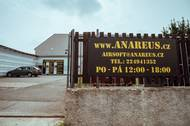 Fotografie 1. Airsoftová prodejna Anareus